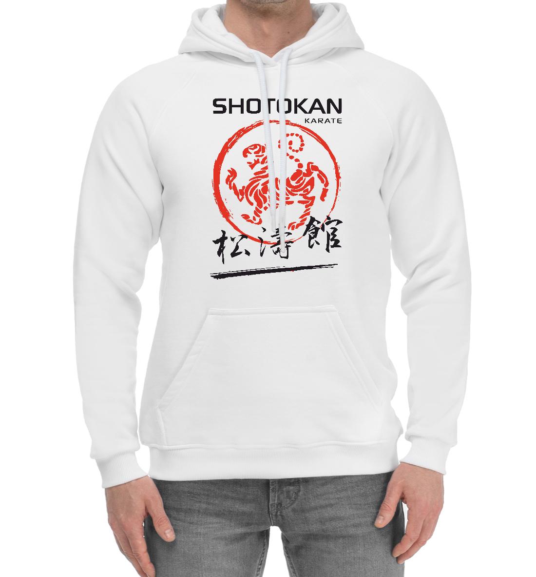 «Shotokan Karate» — хлопковый мужской, артикул: KRT-587119-hhu-2