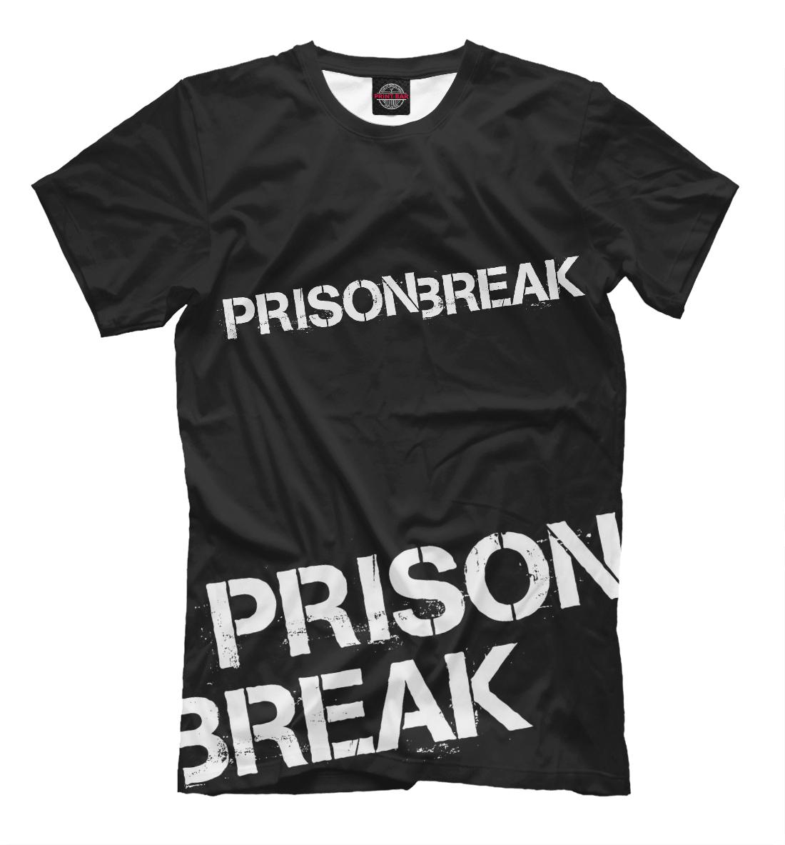 «Prison Break» — футболка мужская, артикул: SOT-807631-fut-2