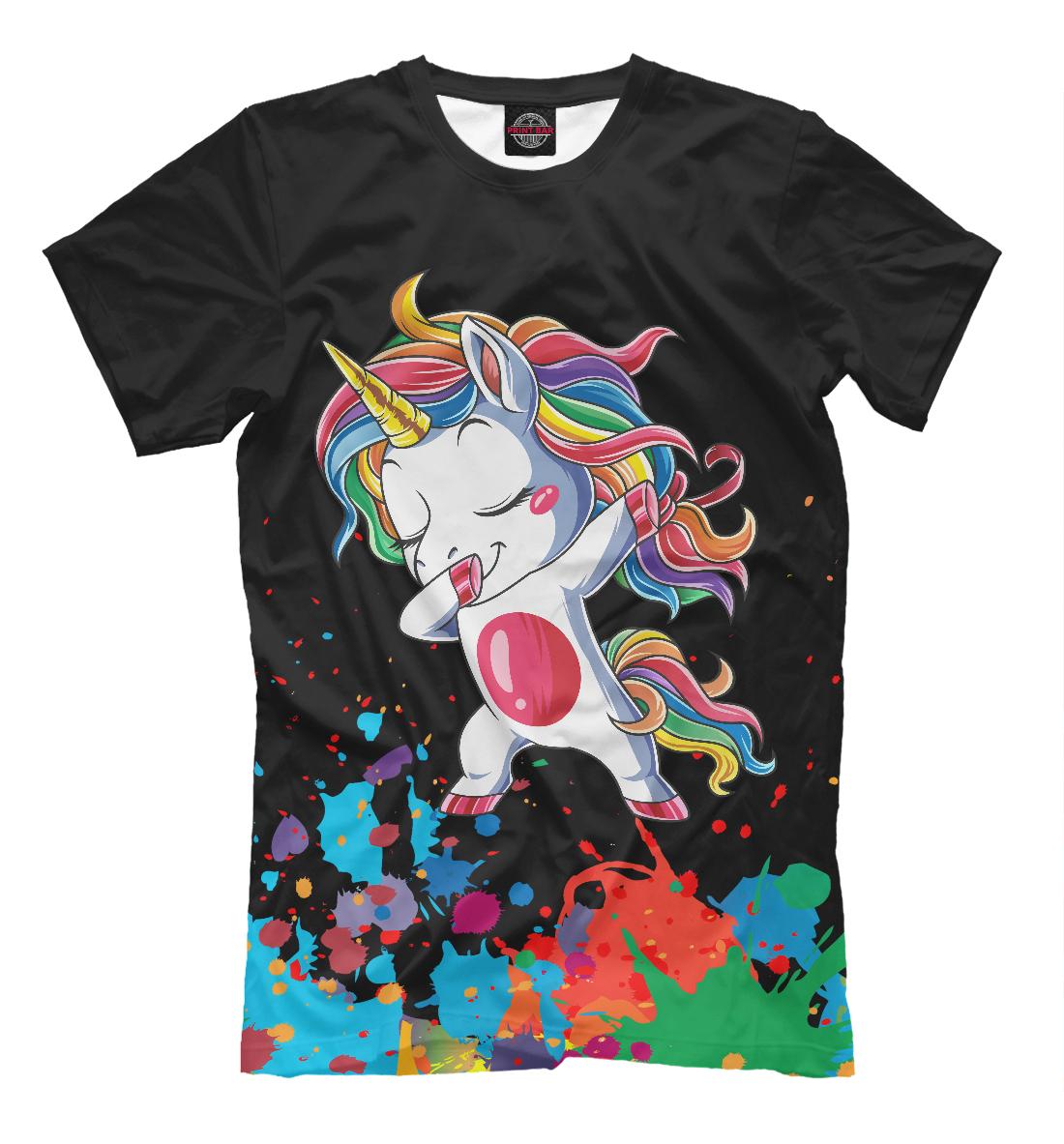 «Unicorn» — футболка мужская, артикул: UNI-689187-fut-2