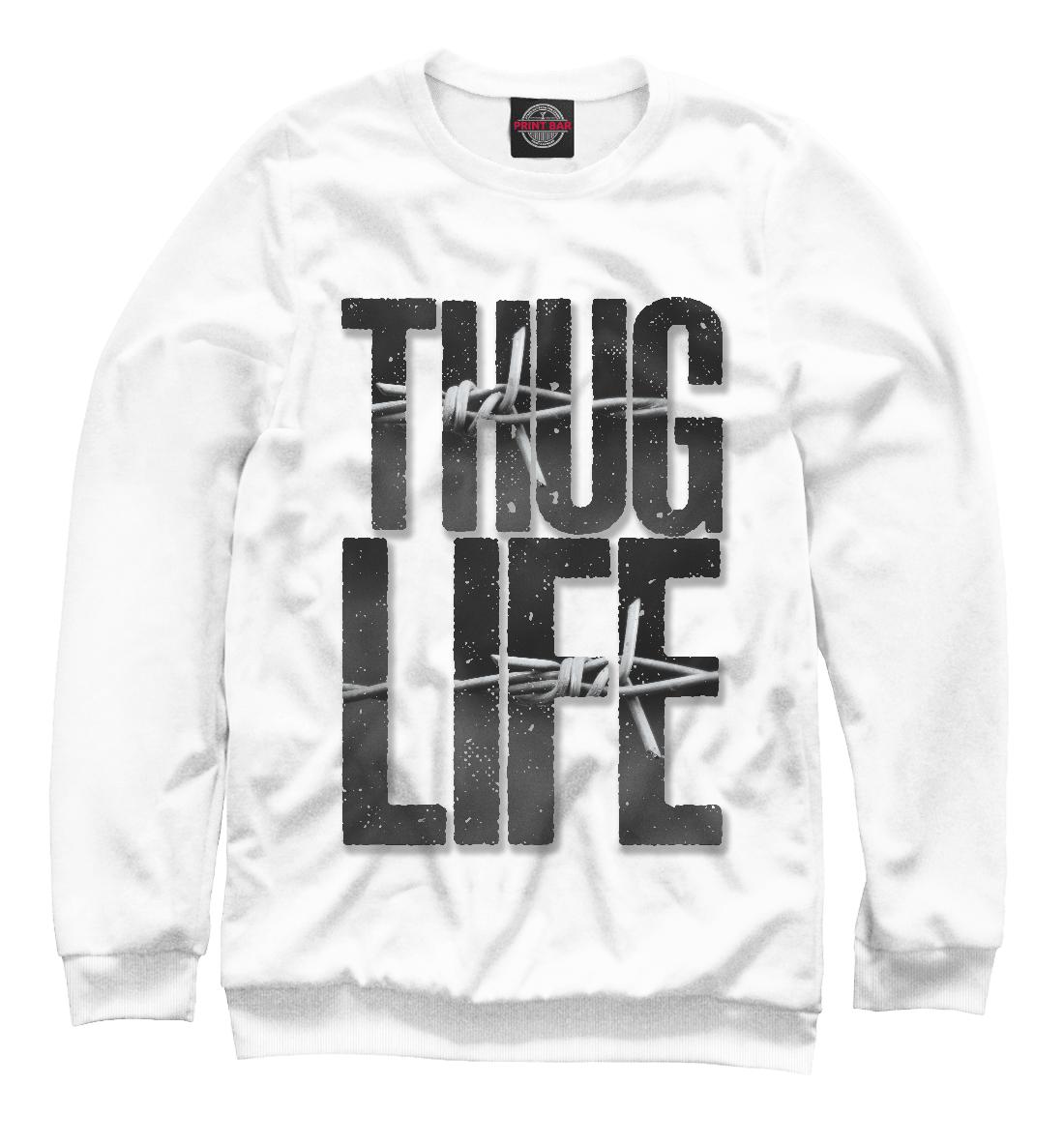 «THUG LIFE» — свитшот женский, артикул: 2PA-227759-swi-1