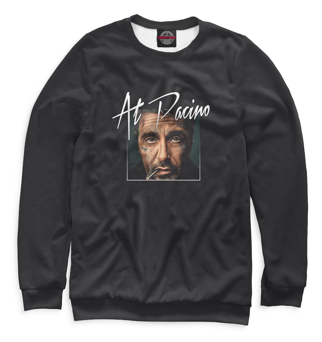 «Al Pacino» — свитшот женский, артикул: PAC-661367-swi-1