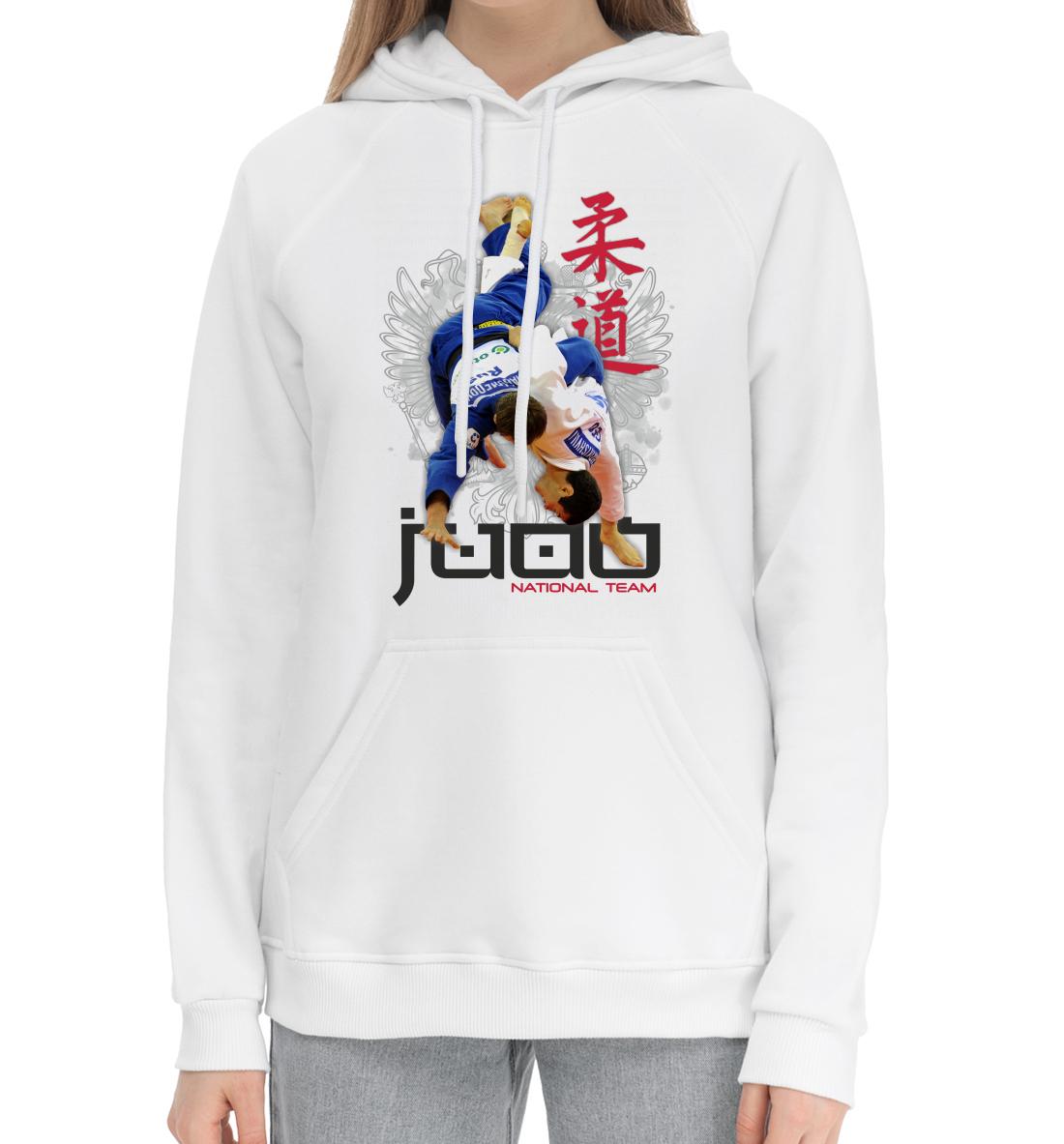 «Дзюдо» — хлопковый женский, артикул: DZD-362956-hhu-1