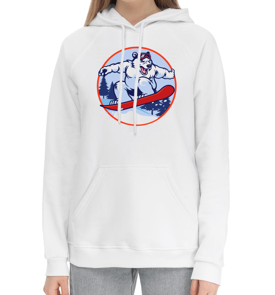«Сноуборд» — хлопковый женский, артикул: SNW-843167-hhu-1